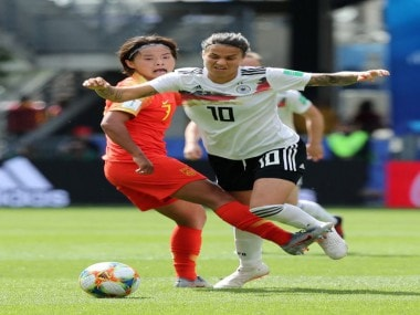 FIFA Womens World Cup 2019: Germanys Dzsenifer Marozsan ruled out of group phase due to toe injury