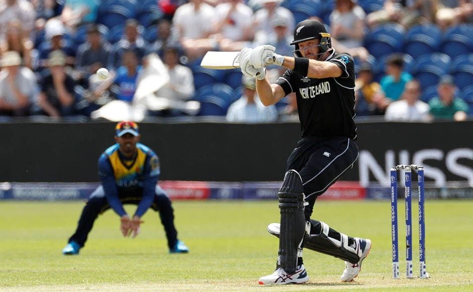 Martin Guptill top-scored for the Kiwis, playing a knock of 73 runs from just 51 balls, as they completed an easy win. His opening batting partner Colin Munro scored 58 runs from 47 balls. Reuters