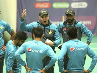 ICC Cricket World Cup 2019: PCB denies reports of rift between Pakistan coach Mickey Arthur and players