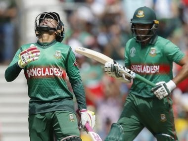 ICC Cricket World Cup 2019: Bangladesh's experienced batting line-up lived up to its expectations to register famous win over South Africa