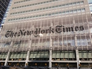 New York Times to stop publishing political cartoons after Benjamin Netanyahu caricature causes anti-Semitism row