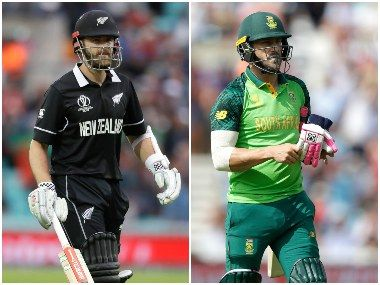 Highlights, New Zealand vs South Africa, ICC Cricket World Cup 2019 Match, Full Cricket Score: Williamson's ton guides NZ to 4-wicket win
