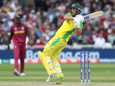Australia vs West Indies, ICC Cricket World Cup 2019: Nathan Coulter-Nile's record batting knock leads Aussies to second win