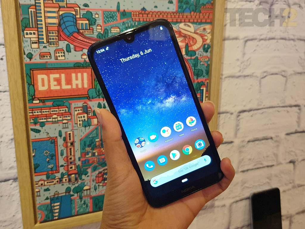 Nokia 2.2 launched in India at Rs 6,999 claims to be the cheapest Android One phone
