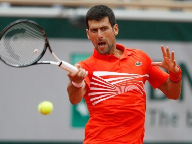 French Open 2019: Novak Djokovic sets Roland Garros last-eight record as Simona Halep reaches quarter-finals with 45-minute thrashing