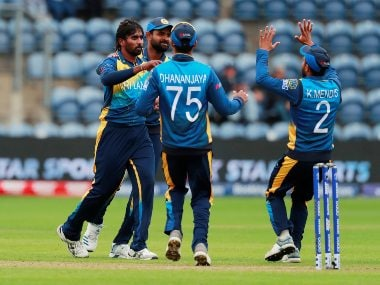 ICC Cricket World Cup 2019: Sri Lanka pacer Nuwan Pradeep ruled out of Bangladesh game with dislocated finger