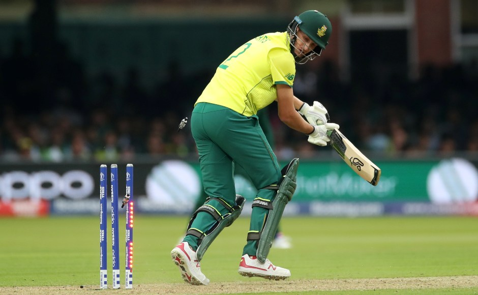 In the backend of the South Africa's innings, Wahab Riaz cleaned up Chris Morris, Kagiso Rabada and Lungi Ngidi with his potent reverse swing as Pakistan marched towards victory. Reuters