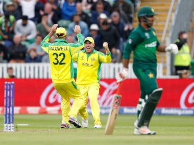 Australia vs Pakistan, ICC Cricket World Cup 2019: 'Pakistan's run-chases not for weak hearts', Twitter reacts as Aaron Finch and Co win