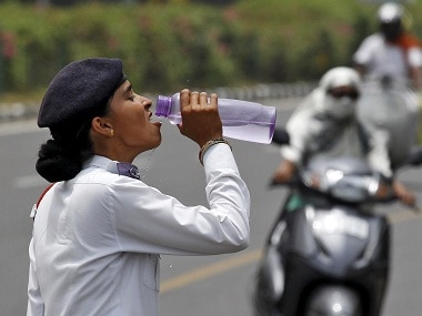 Soon, air-conditioned helmets may help Chhattisgarh traffic police, field officers combat soaring temperatures
