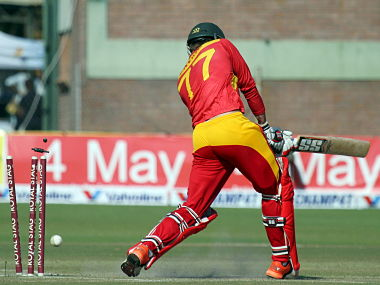 Zimbabwe cricket board, managing director Givemore Makoni suspended government-run agency
