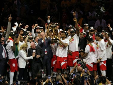 NBA Finals 2019: Toronto Raptors dethrone defending champions Golden State Warriors to win first championship