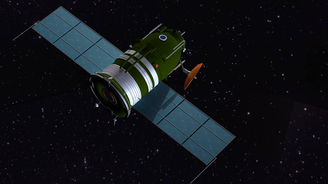 Representational image of the Soviet 'Zond-3' probe. Image: Wikimedia Commons