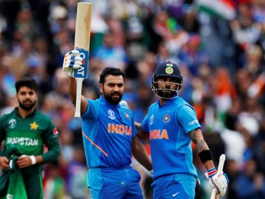 India vs Pakistan, ICC Cricket World Cup 2019: 'Consistent', 'Brilliant', 'Mature', Twitter applauds as Rohit Sharma slams ton against arch-rivals