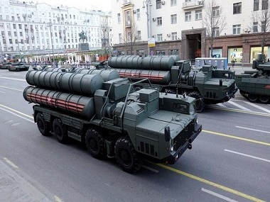 Turkey receives first shipment of Russian S-400 missile defence system amid US threats of financial sanctions
