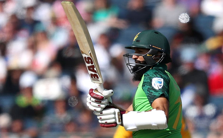 Hashim Amla displayed the best effort from him with the bat, amassing 80 off 105 deliveries that included 5 fours. This was a knock of persistence and patience from senior batsman in Proteas' ranks. Reuters