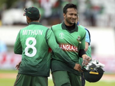 West Indies vs Bangladesh, ICC Cricket World Cup 2019: Shakib Al Hasan revels in one of the best knocks of his career in epic chase