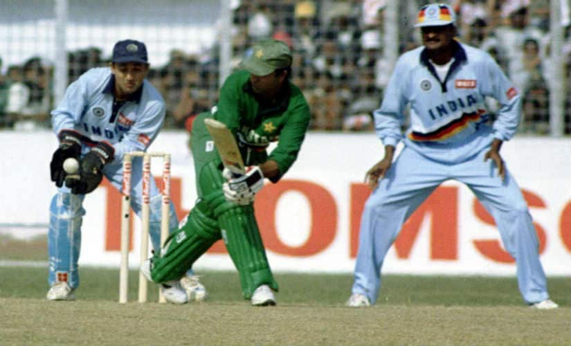 India vs Pakistan, ICC Cricket World Cup 2019: Saeed Anwar's Chennai epic to MS Dhoni's Vizag blitz, most memorable knocks between traditional rivals- Firstcricket News, Firstpost