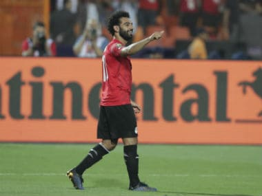 Africa Cup of Nations 2019: Mohamed Salah-led Egypt reach last 16 with easy win over Democratic Republic of Congo