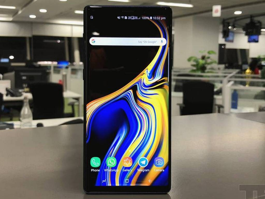 Samsung Galaxy Note 10 is expected to come with 'Sound on Display' technology- Technology News, Firstpost
