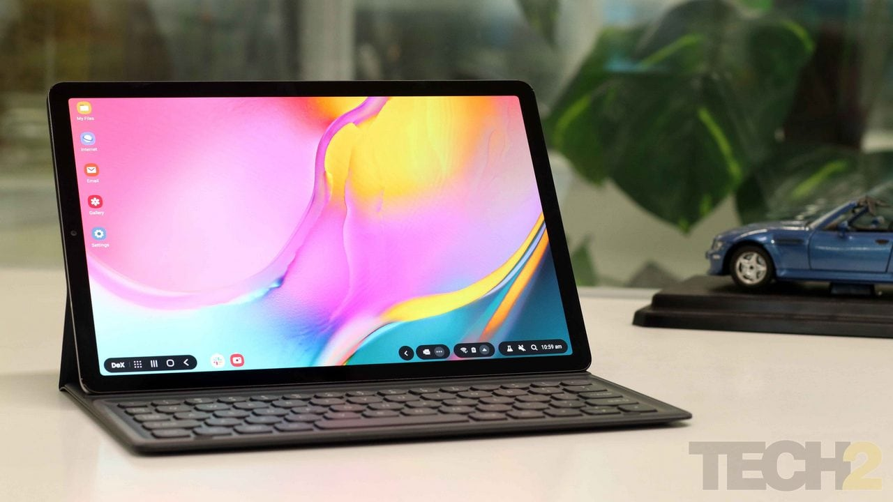 The Samsung Galaxy Tab S5e is a good balance of hardware and features, given its pricing.