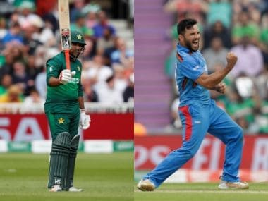 Highlights, Pakistan vs Afghanistan, ICC Cricket World Cup 2019 Match, Full Cricket Score: Imad Wasim helps Pakistan clinch thriller