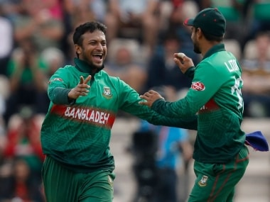 Bangladesh vs Afghanistan, ICC Cricket World Cup 2019: 'Once in a lifetime cricketer', Twitter waxes lyrical for Shakib Al Hasan