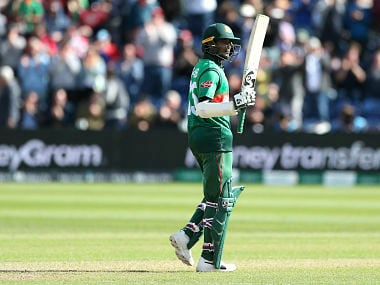 ICC Cricket World Cup 2019: Bangladesh coach Steve Rhodes optimistic of injured Shakib Al Hasan's recovery ahead of West Indies clash