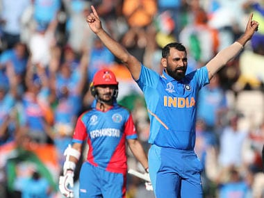 ICC Cricket World Cup 2019: A good headache to choose from Mohammad Shami and Bhuvneshwar Kumar, says Indian bowling coach