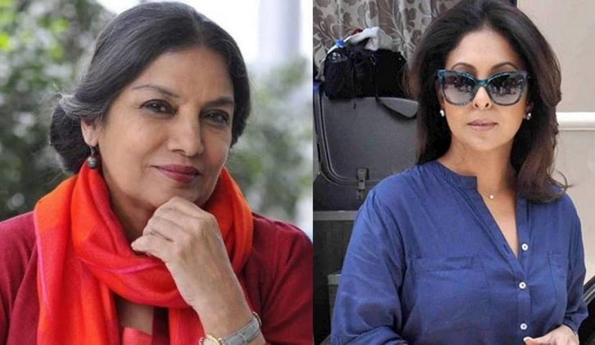 Shabana Azmi, Shefali Shah to reunite after 14 years for medical thriller web series, produced by Vipul Shah