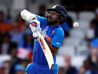 ICC Cricket World Cup 2019: Has Shikhar Dhawan's injury reopened the No 4 debate for India?
