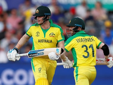 ICC Cricket World Cup 2019: James Anderson says booing Steve Smith, David Warner will only improve Australia's performance