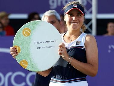 Mallorca Open Open: Sofia Kenin saves three match points against Belinda Bencic to claim womens singles title