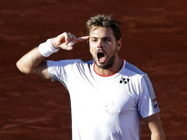 French Open 2019: Unfazed Stan Wawrinka proves his big-match player credentials with tenacious show against Stefanos Tsitsipas