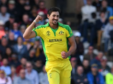 ICC Cricket World Cup 2019: Mitchell Starc says cant afford to breathe easy after Australia secure semifinal berth