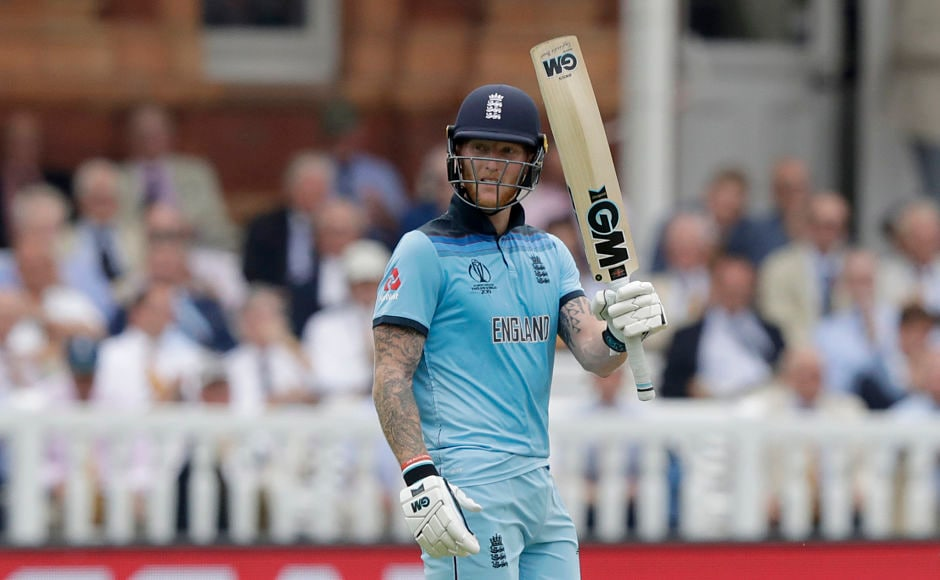Ben Stokes' knock of 89 was the only positive outcome for England in an otherwise disappointing clash against the defending champions. AP