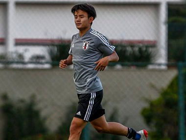 Real Madrid confirm signing of Japanese Messi Takefusa Kubo; to play for youth team next season
