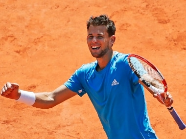 French Open 2019: Dominic Thiem finds calm amidst storm to bring down Novak Djokovic in pursuit of Grand Slam glory
