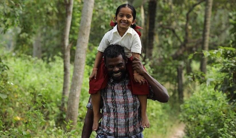 A still from Thottappan