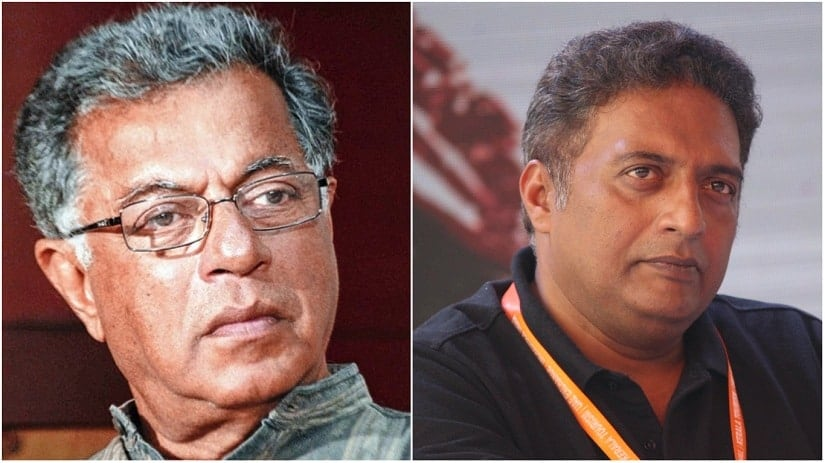 Prakash Raj on how Girish Karnad encouraged dissent: His works, written in the 60s, are still alive and relevant