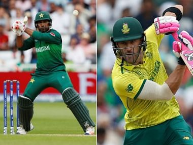Highlights Pakistan Vs South Africa Icc Cricket World Cup 2019 Match Full Cricket Score Proteas Knocked Out Of World Cup Firstcricket News Firstpost
