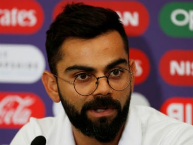 Virat Kohli says only one spot is up for grabs in seam bowling department for 2020 T20I World Cup
