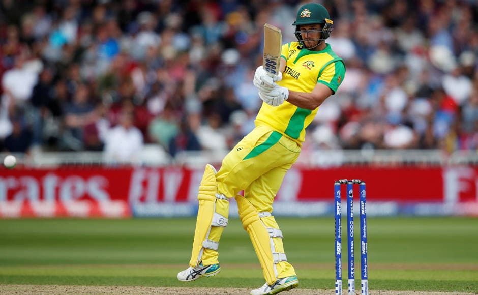 Steve Smith occupied one endand played a good knock of 73 off 103 balls. He made small partnerships with Marcus Stoinis and Alex Carey before Nathan Coulter-Nile came in and did the unthinkable, smashing 92 off 60 balls to take Australia to 288/10. AFP