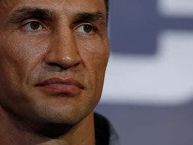 Former heavyweight champion Wladimir Klitschko unhurt after fire breaks out on board of yacht in Spain