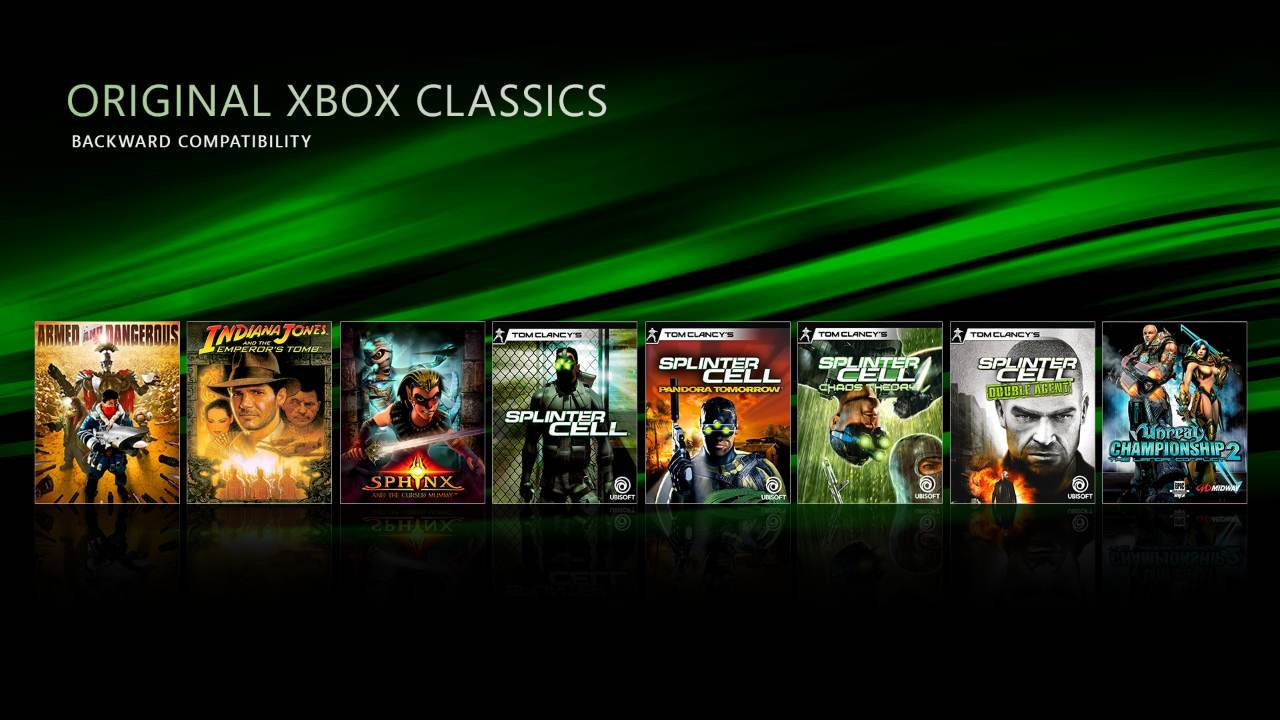 Microsoft is discontinuing its Xbox and Xbox 360 backward compatibility program