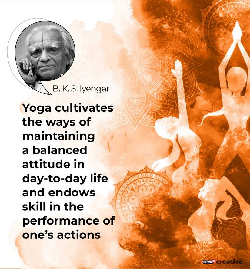 Yoga Day 2019: To perform every action artfully is yoga; from BKS Iyengar to Swami Vivekananda, heres how stalwarts described ancient practice