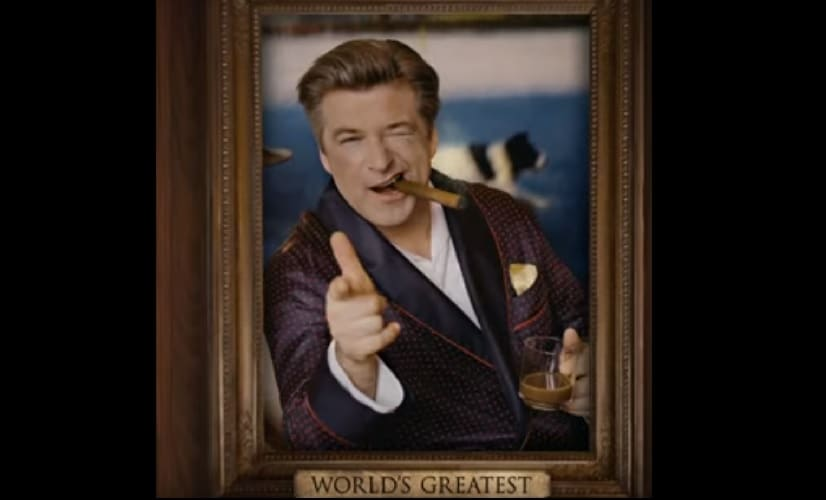 Alec Baldwin becomes latest Hollywood celebrity to get Roasted for Comedy Central special