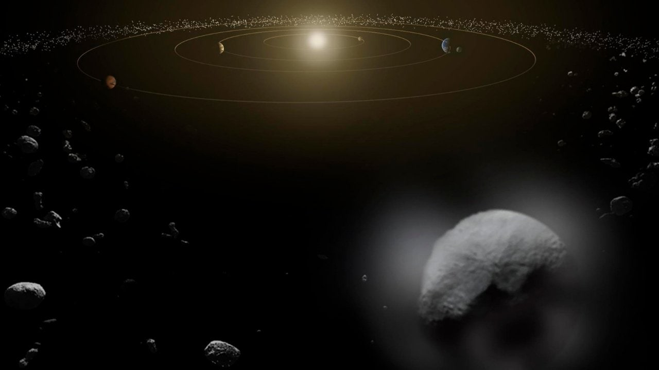 NASA Asteroid Tracker: 426ft NEO Just 45,000 Miles From Earth Today