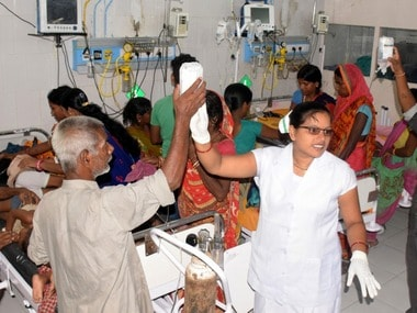 Bihar encephalitis deaths: Toll rises to 137 in Muzaffarpur, as state informs SC of 57% vacancy in doctors posts in PHCs