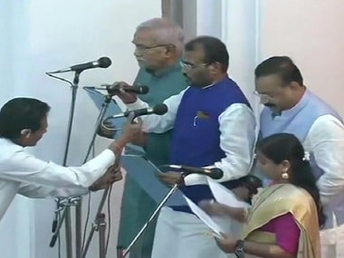 Bihar cabinet expansion: Nitish Kumar inducts eight new ministers; all JD(U) faces, none from allies BJP and LJP