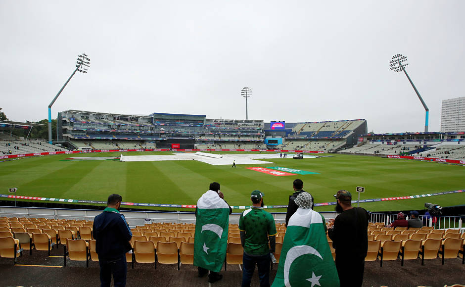 The covers were put on and rain delayed the start of the match by one hour. Despite this, fans witnessed a full-fledged ODI contest without the overs being reduced. Reuters